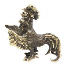 Фигурка Золотой Петушок бронза 2053