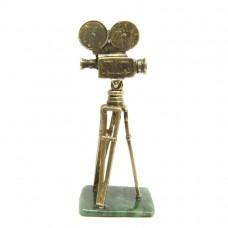 Фигурка на нефрите Кинокамера латунь бронза 1861