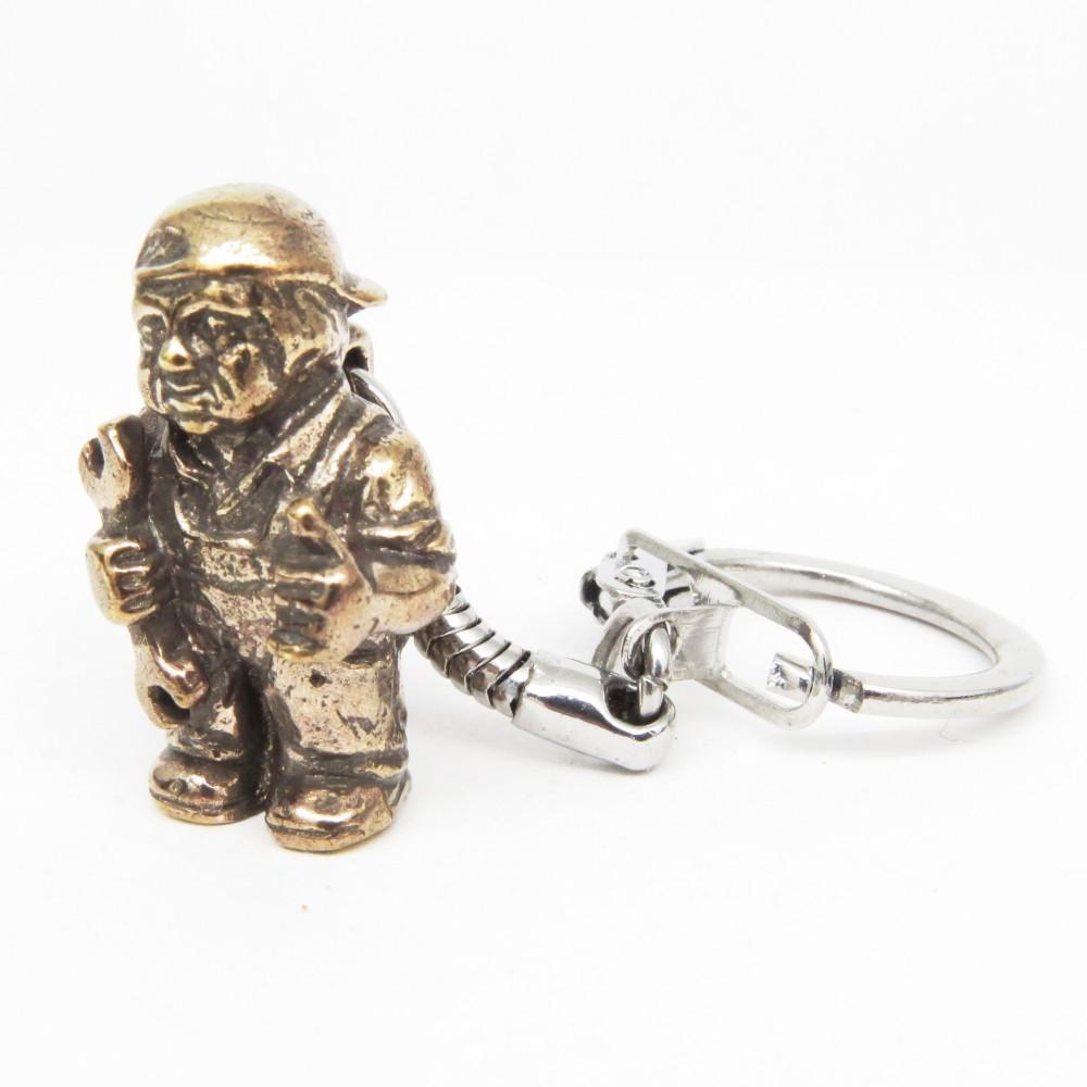 Брелок для ключей Механик 1633