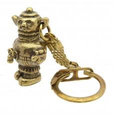Брелок для ключей Самовар 2291