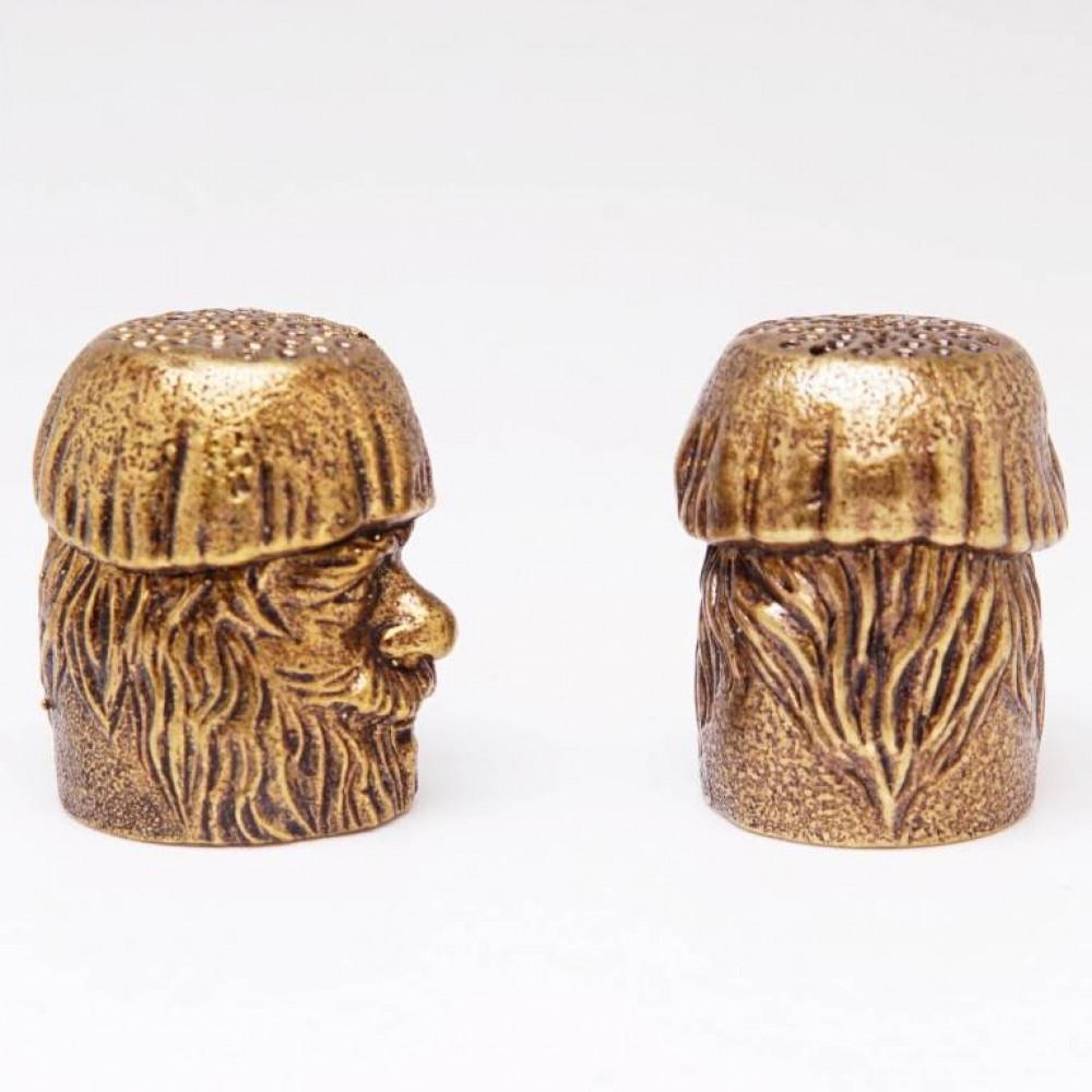 Напёрсток Гриб Лесовик бронза 30
