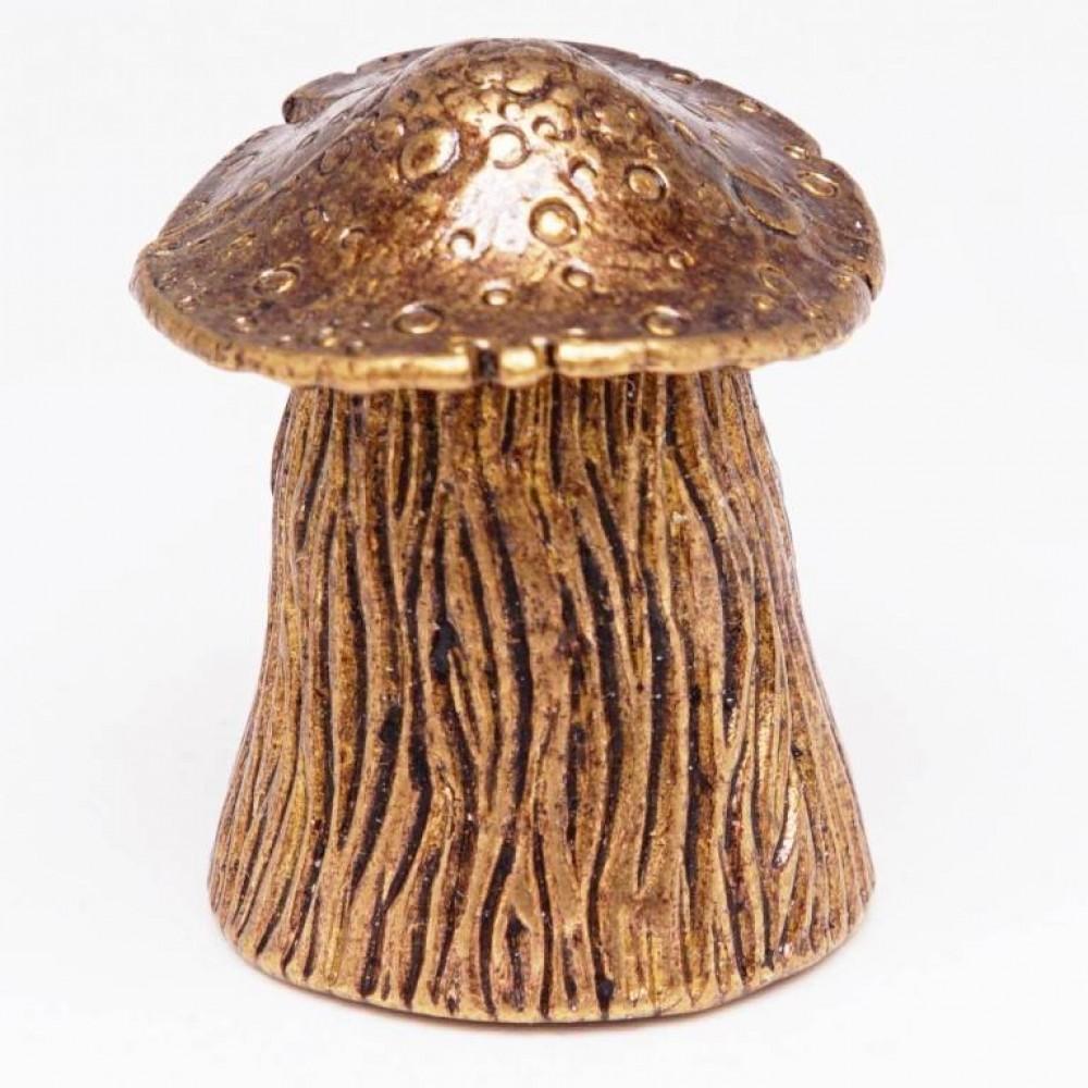 Напёрсток Гриб бронза 374