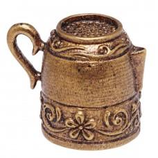 Напёрсток Чайник (латунь, бронза) 697