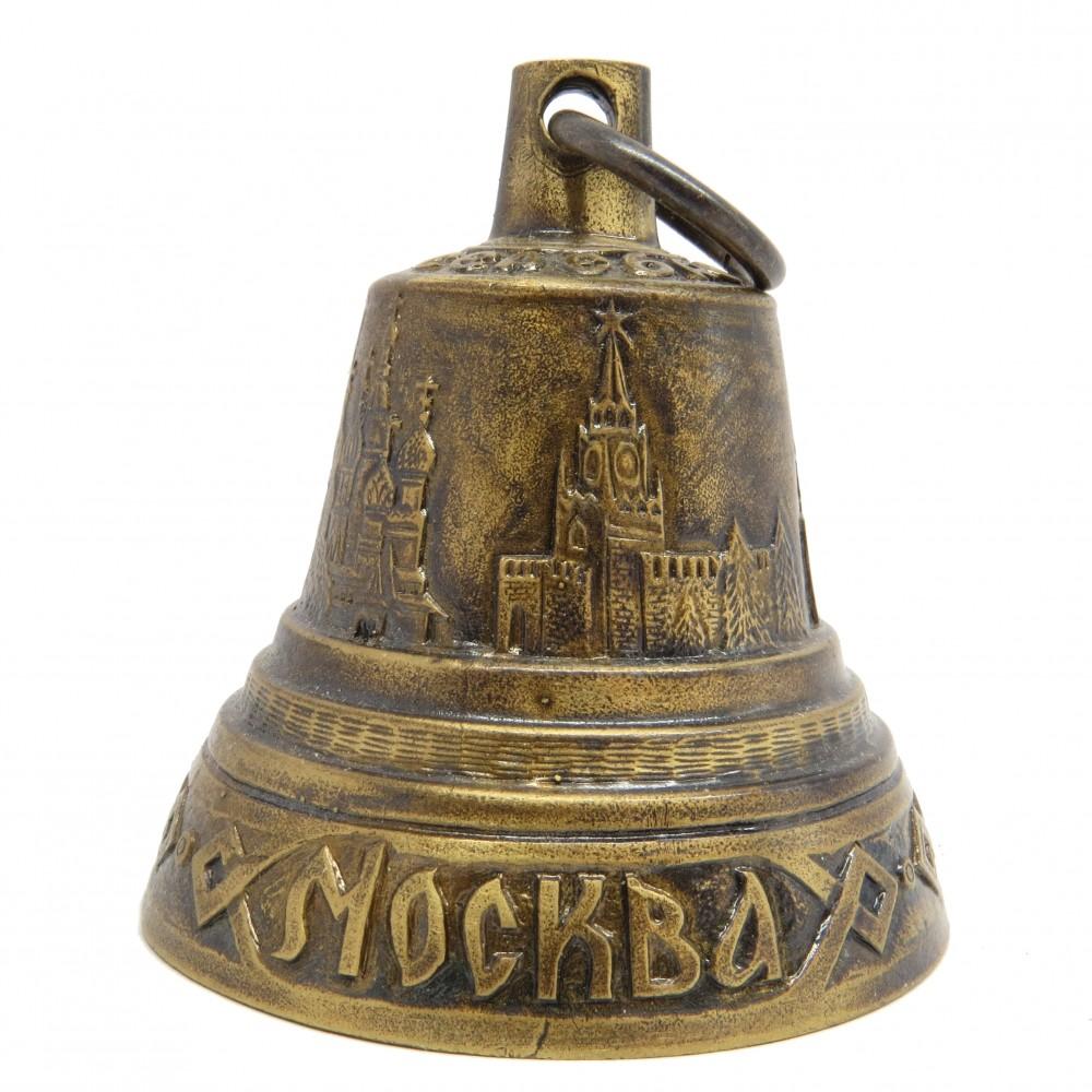 Колокольчик большой Москва 2346