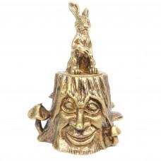 Напёрсток Зайчик на Пне магнитный бронза 1550